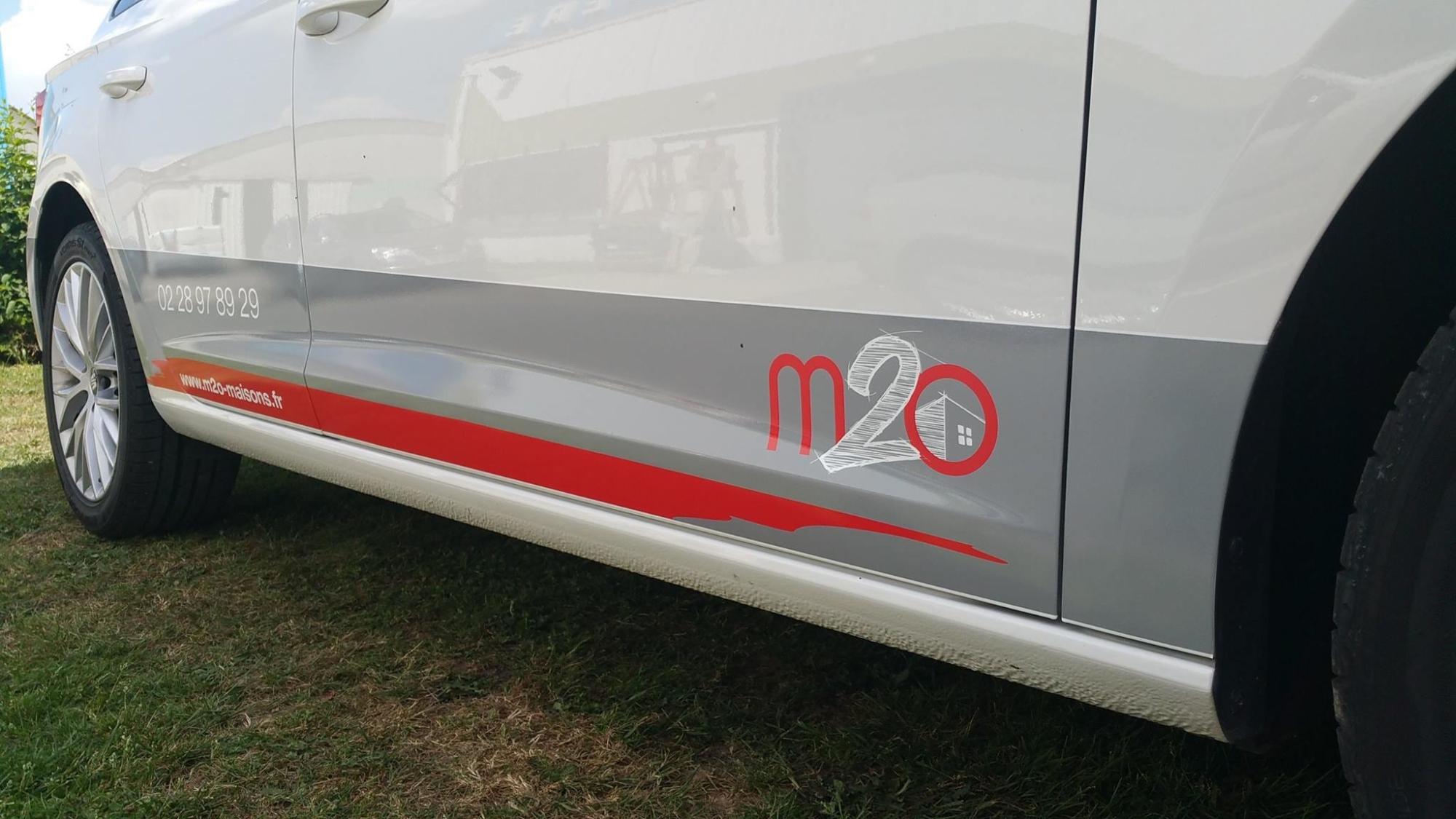 Véhicule personnalisé – voiture société en Vendée