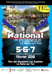 Création d'affiche évènement Vendée
