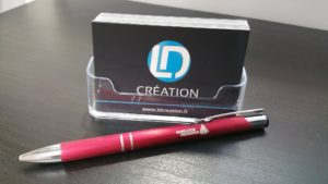 Crayons personnalisés Vendée